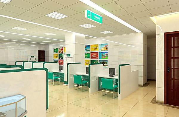 银行照明工程