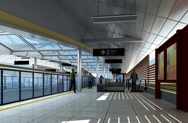 地铁照明工程