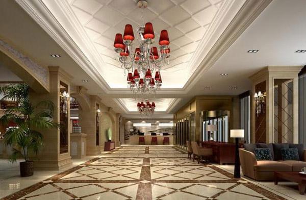 酒店照明工程